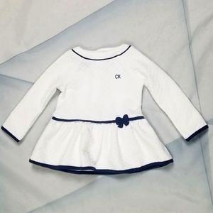 Calvin Klein Jeans Infant 6/9M Dress